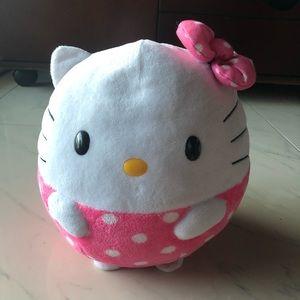 Ty Beanie Ballz Hello Kitty plushie